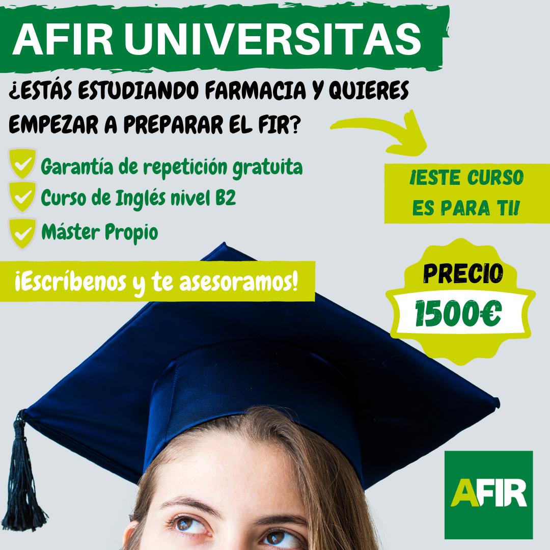 AFIR UNIVERSITAS